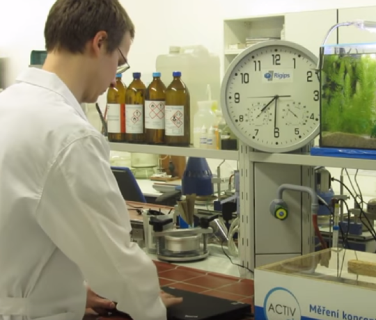 Video pro článek formaldehyd jako skrytý jed