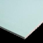 Impregnovaná sádrokartonová deska RBI (H2)
