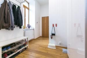 Bytový dům ve Slaném pomocí suché výstavby ze sádrokartonových desek Habito