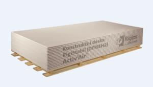Konstrukční sádrokartonová deska RigiStabil (DFRIEH2) Activ'Air®
