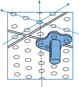 Montáž desek Rigiton pro technologii tmelené spáry