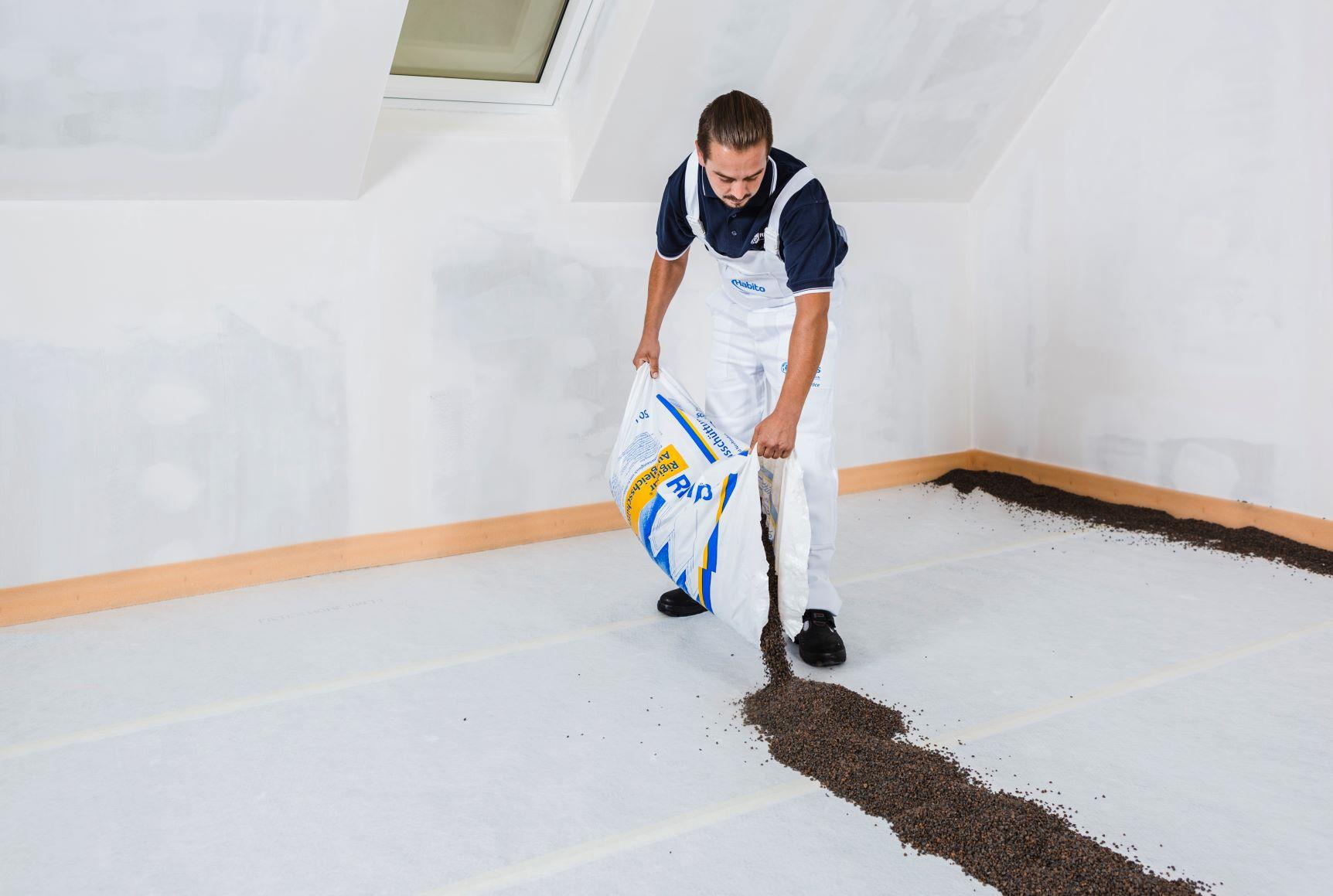 Jak si připravit povrch před pokládkou suché podlahy?