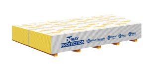 X-Ray protection deska jako bezolovnatá ochrana proti RTG záření